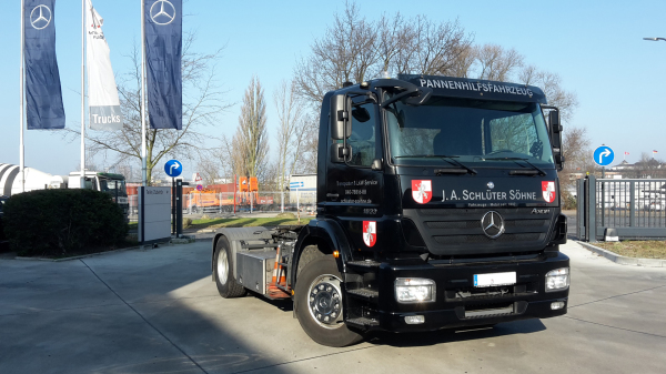 Vertragspartner Daimler AG Hamburg, Fuso Hamburg, Eberspächer Heizprodukt Hamburg